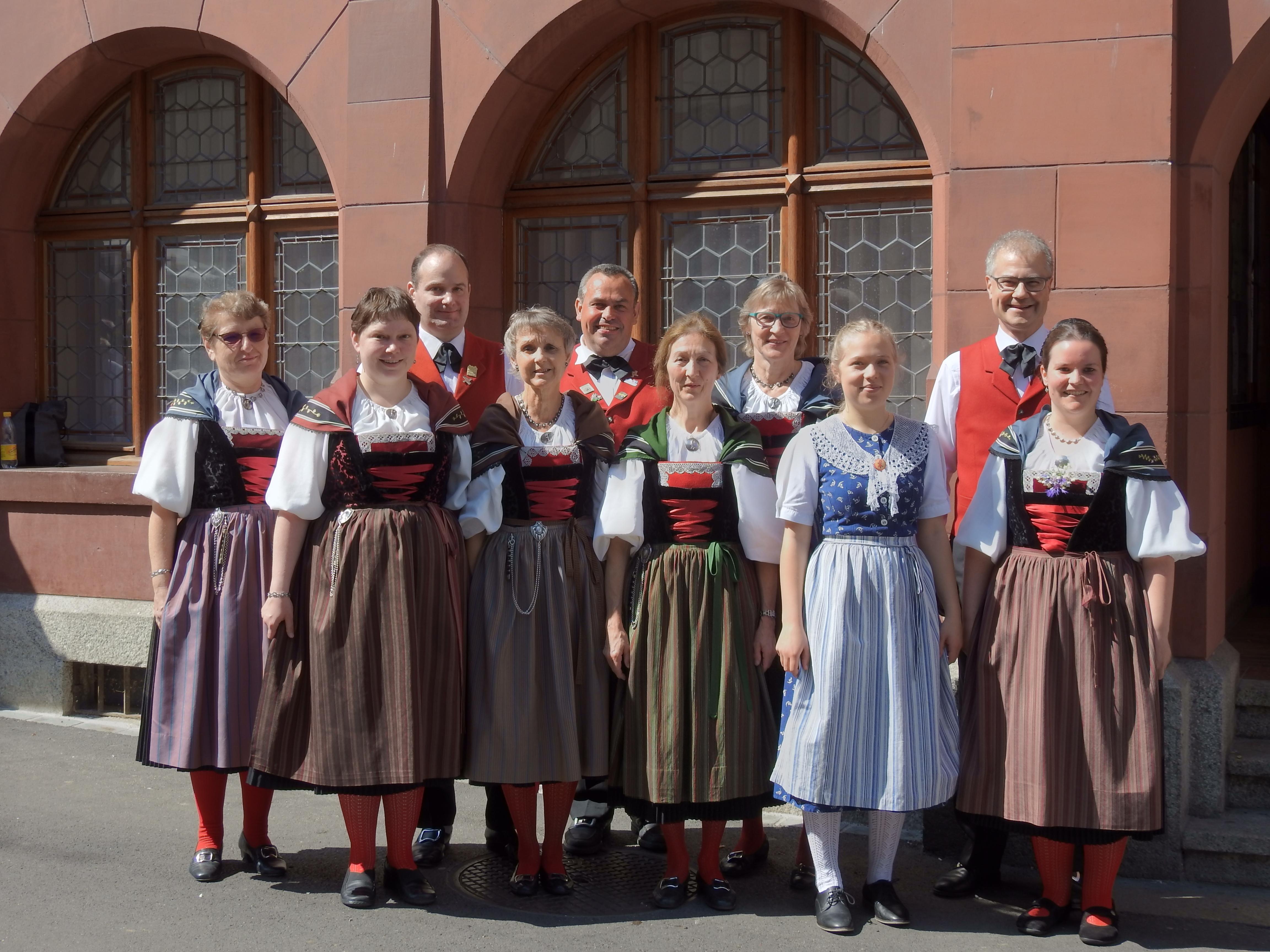 Tanzgruppe Maitanzen 2019